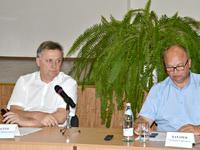 В Симферополе состоялось очередное оперативно-хозяйственное совещание
